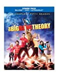 The Big Bang Theory: Season 5 (Blu-ray+DVD+Ultraviolet Digital Copy)