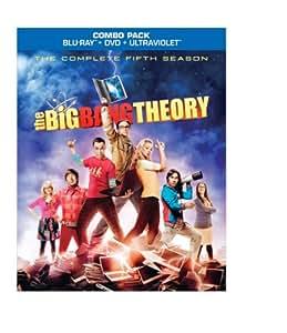 Big Bang Theory: The Complete Fifth Season [Blu-ray]