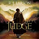 Judge: Books of the Infinite, Book 2 Audiobook by R. J. Larson Narrated by Brooke Sanford Heldman