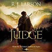 Judge: Books of the Infinite, Book 2 | R. J. Larson