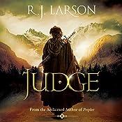 Judge: Books of the Infinite, Book 2 | R. J. Larson