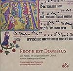 Prope Est Dominus
