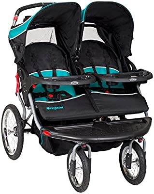 Baby Trend Navigator Double Jogger Stroller by Baby Trend that we recomend personally.