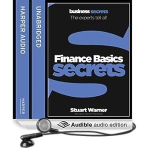 Finance Basics: Collins Business Secrets (Unabridged)