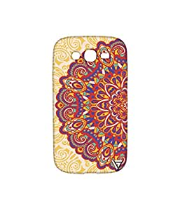 Vogueshell Ethnic Pattern Printed Symmetry PRO Series Hard Back Case for Samsung Galaxy Grand Neo Plus