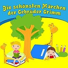 Die schönsten Märchen der Gebrüder Grimm Hörbuch von Gebrüder Grimm Gesprochen von: Florian Dietrich