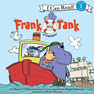 Frank and Tank: Stowaway Audiobook