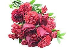 Mesmerizing Beauty Daisy & Rose Bouquet -Without Vase