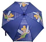 Disney Fairies Tinkerbell Girls Umbrella