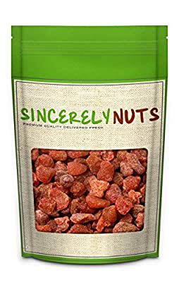 Sincerely Nuts Dried Strawberries - Incredibly Versatile - Wickedly Delicious - Amazingly Nutritious - Kosher Certified by Sincerely Nuts