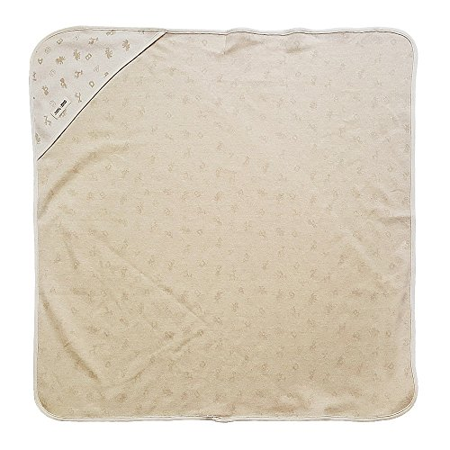 100% Organic Cotton Newborn Baby Swaddle Blanket Animal Style _ 1pack (73cm X 73cm)