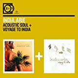 India.Arie 2 For 1: Acoustic Soul / Voyage To India