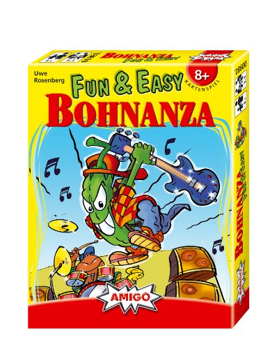 Amigo 00980 - Bohnanza - Fun &amp; Easy