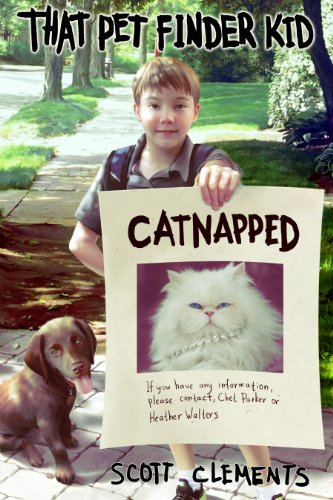 Free Kindle Book : That Pet Finder Kid - Catnapped