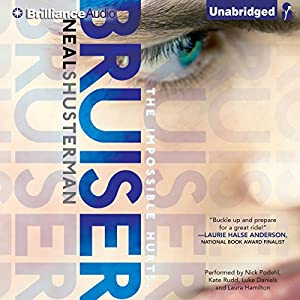 Bruiser Audiobook