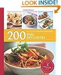 200 Thai Favourites: Hamlyn All Colou...