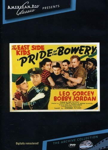 Pride of the Bowery (1941) [DVD]