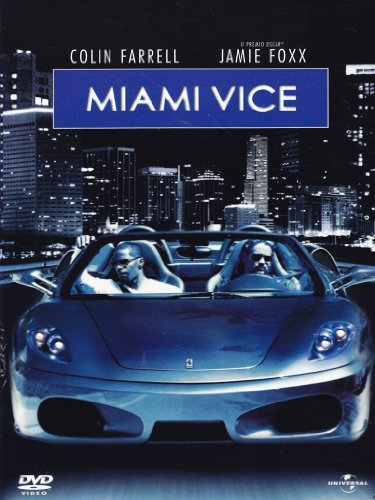 Miami vice [IT Import]
