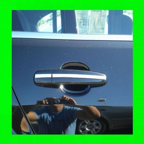 2007-2012 MITSUBISHI GALANT CHROME TRIM FOR DOOR HANDLES 4PC 2008 2009 2010 2011 07 08 09 10 11 12 (Mitsubishi Galant Roof Trim compare prices)