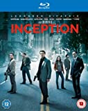 Inception [Blu-ray + UV Copy] [2010] [Region Free]
