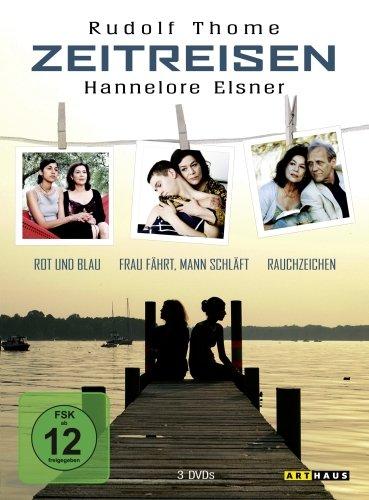 Rudolf Thome - Zeitreisen [3 DVDs]