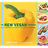 The New Vegan Cookbook: Innovative Vegetarian Recipes Free of Dairy, Eggs, and Cholesterol