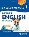 How to Pass Flash Revise Higher English (How To Pass - Higher Level) Colin Eckford