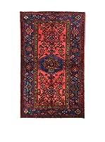 L'Eden del Tappeto Alfombra Hamadan Rojo / Multicolor 128 x 208 cm