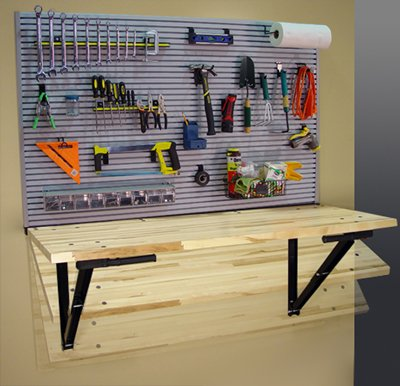 Bench Solution Workbench & IdealWall Kit