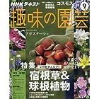 NHKテキスト 趣味の園芸 2016年 09 月号 [雑誌]