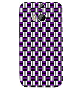 PRINTSWAG PATTERN Designer Back Cover Case for HTC ONE M8 EYE
