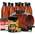 Mr. Beer Bewitched Amber Ale Craft Beer Making Kit
