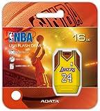 ADATA USA NBA Pro Series LA Lakers Kobe Bryant 16 GB Flash Drive (APNBA-16G-LKB)