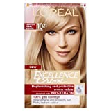 L'Oreal Excellence Permanent Hair Colour 10.21 Lightest Pearl Blonde