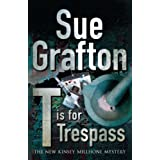 T is for Trespassby Sue Grafton