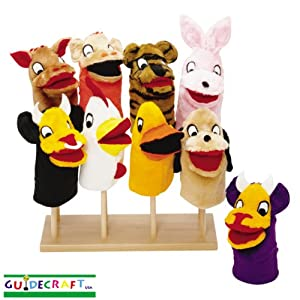 Guidecraft Puppet Stand from Guidecraft