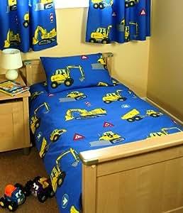 Jcb Bedding For Toddler Bed