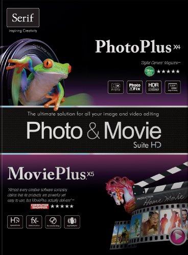Serif PhotoPlus X4 & MoviePlus X5 Bundle [Download]