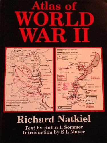 ATLAS OF WORLD WAR 2