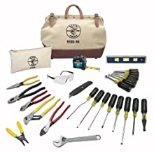 Klein 80028 28-Piece Electrician Tool Set