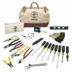 Klein 80028 Electrician Tool Set, 28-...