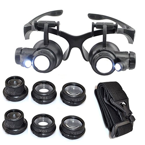 kabalo-10x-15x-20x-25x-led-magnifier-double-eye-glasses-loupe-lens-jeweler-watch-repair-tool-set