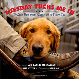 Tuesday Tucks Me In: The Loyal Bond Between a Soldier and His Service Dog