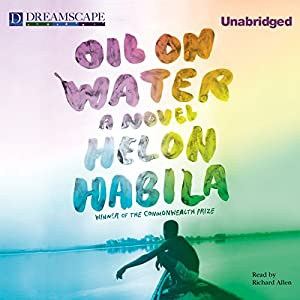 Oil on Water Audiobook