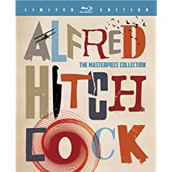 """Alfred Hitchcock: The Masterpiece Collection (Limited Edition)"" on [Blu-ray]"