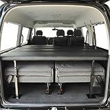 MGR Customs ハイエース200系 ワゴンGL用ベッドキット ホワイト 40mmウレタン仕様 車中泊に最適。