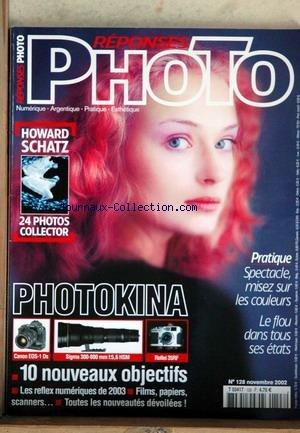 REPONSES PHOTO [No 128] du 01/11/2002
