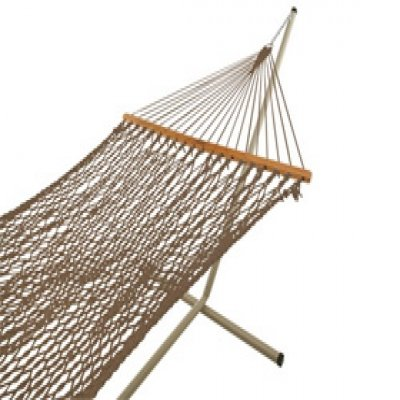 Single Hammock - Mocha