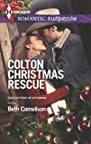Colton Christmas Rescue (The Coltons of Wyoming)