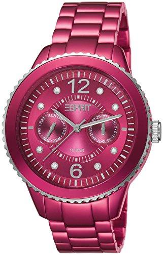 Esprit ES105802008 - Reloj de pulsera mujer, aluminio, color rosa